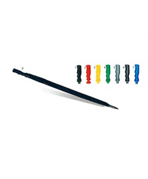 Paraguas Negro Deporte - Golf Clasico - PG-102