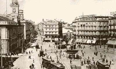 Historia casa de diego casa de diego for Puerta del sol historia
